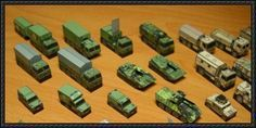 military vehicle paper models, from Army of Czech (and Slovak) republic, designed by Rawen and Michal Tichy. The scale of the papercrafts is in 1:250.