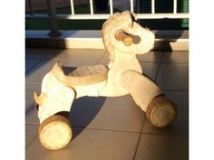 Classic toddler Horse is listed For Sale on Austree - Free Classifieds Ads from all around Australia - http://www.austree.com.au/baby-children/toys-outdoor/classic-toddler-horse_i2166