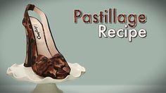 Pastillage Video Tutorial From Elisa Strauss