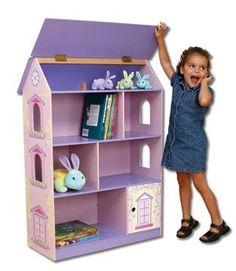 Kidcraft Wooden Bookshelf