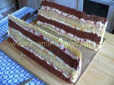 Střecha Vanilla Cake, Tiramisu, Ethnic Recipes, Desserts, Projects, Tailgate Desserts, Deserts, Postres, Dessert