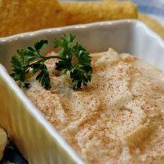 Humus casero super fácil (Pasta de garbanzos) @ allrecipes.com.ar