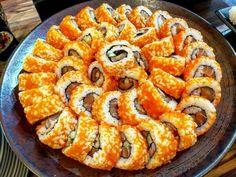 #Sushi #CaliforniaRoll