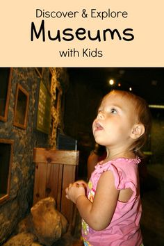 Discover Museums with Kids...3 Fun Children's Museums plus online games, digital media and other great online museum resources!