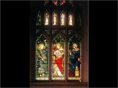 Faith Hope and Charity - Edward Burne-Jones