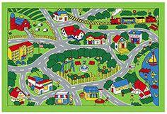 Image result for kids road maps