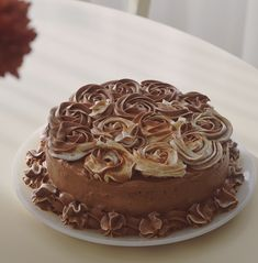 tort-de-ciocolata Food To Make, Cake Decorating, Frappe, Cheesecake, Food And Drink, Rolls, Birthday Cake, Sweets, Dining