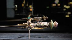 "Jewels stolen from Venice exhibition in brazen daytime heist"" - In a plot worthy of a Hollywood heist caper, thieves mingled in with other visitors to an exhibition in Venice on Wednesday before brazenly making off with gems worth millions of euros."