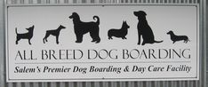 All Breed Dog Boarding: A kennel facility in Salem Oregon with ...