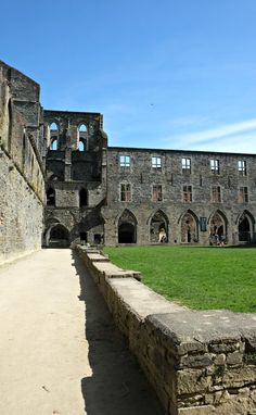 The Abbey of Villers-la-Ville in Wallonia, Belgium, might be one of the country's most underrated sights. It's a huge ruin waiting to be explored, full of hallways and tucked away chambers.