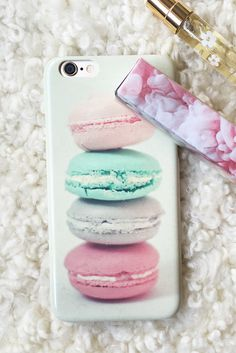 cute iphone case sweet macaron french style redbubble