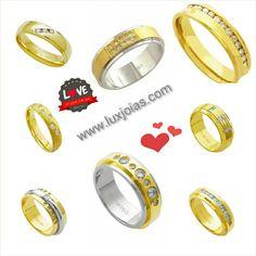 Varejo: http://www.luxjoias.com/aliancas-ouro-c-187_188.html Atacado/Fabrica: http://catalog.luxjoias.com/aliancas-ouro-c-187_188.html  Siga-nos: http://www.facebook.com/luxjoias http://instagram.com/luxjoias  #aliancas #ouro18k #noivado #casamento #bodas #amor #paixao #love #eterno #luxo #joias #vida #familia #prosperidade #uniao #sucesso #amizade #proposta #linda #saopaulo #zonasul #ipiranga #presente #especial #apaixonados #rainha #princesa  - Enviamos certificado de garantia e…