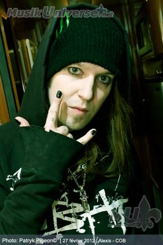 grafika horns, alexi laiho, and children of bodom
