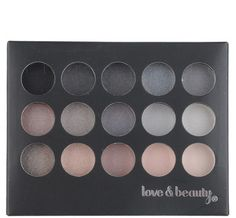 Forever 21 Love & Beauty Eyeshadow Pallette