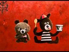 Potkali se u Kolína aneb pojďte pane Best Memories, Puppets, Mickey Mouse, Disney Characters, Fictional Characters, Retro, Teddy Bear, Dolls, Christmas Ornaments