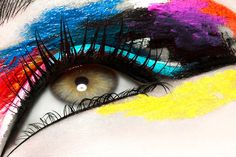 COLORS by Ludovic Taillandier, via Behance