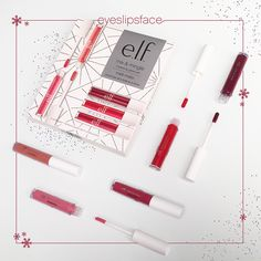 Set de gloss – Edition de Noël (#75179) http://www.eyeslipsface.fr/produit-beaute/set-de-gloss-edition-de-noel