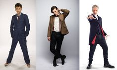 Doctor Who: Get the Look – your TV fashion guide Want to rock the Doctor's style? Here are our top tips for recreating the looks of Peter Capaldi, David Tennant and Matt Smith - you'll need to provide your own sonic screwdriver…