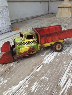 Wyandotte Toy Truck/All Metal Products Company