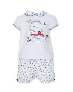 Prenatal - Moda Baby: abbigliamento da 0 ai 30 mesi per il tuo bambino, bimbo, bebè - Completi - Prenatal - Completo polo e pantaloncini corti