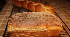 Det her sødmælks franskbrød, blev bare helt perfekt - jeg lavede det med 2 forskellige udformninger, men det er jo i bund og grund det samme...