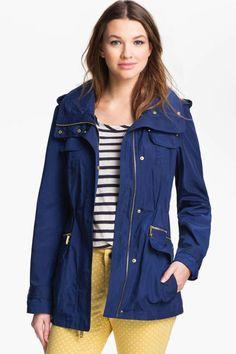 Peter Millar Waterproof Rain Jacket | Spring Fashion For Women ...