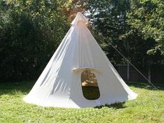 Tipi, Teepee, full size diameter Native American Tent, for Outdoor Glamping Camping Native American Teepee, Native American Beading, Native American Fashion, Glamping, Larp, Outdoor Camping, Outdoor Gear, Hammock Tarp, Plane Tree