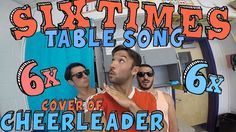 Seven Times Table Song (Cups by Anna Kendrick Cover) with Classroom Instruments Multiplication Songs, Math Songs, Math Fractions, Music Math, Math For Kids, Fun Math, Maths, Math Resources, Math Activities