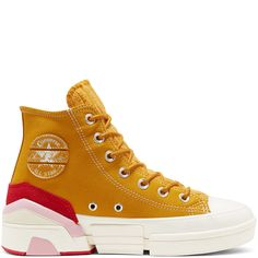 CPX70 à tige montante All Star, Converse Sneakers, High Top Sneakers, Tartan, Red Fashion, Chuck Taylors, Converse Chuck Taylor, High Tops, Pairs
