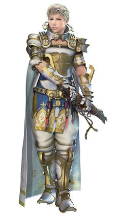 Final Fantasy XII - Rassler Heios Nabradia