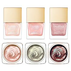New! butter LONDON Glazen Vault.