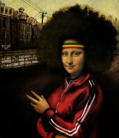 Pinzellades al món: La Mona Lisa o Gioconda : més versions del quadre / más versiones del cuadro / more versions of the painting