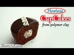 Hostess Inspired Cupcake Tutorial