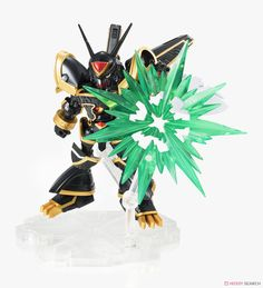 Nxedge Style [Digimon Unit] Alphamon (Completed) Item picture3