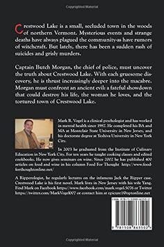 Back cover of Crestwood Lake