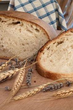 Il Pane Fatto in Casa con Lievito Madre…  (ricetta definitiva)