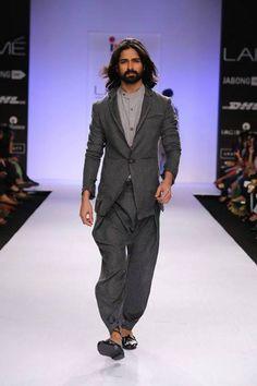 #longhair #monochrome #indianmodel #beard #amitranjan