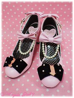 Cinema Doll Shoes