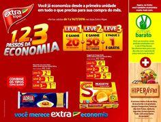Catálogo de promoções de Extra Supermercado