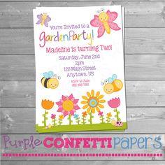printable birthday party invitation balloon banner boy or girl
