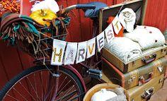 salvage: harvest flag