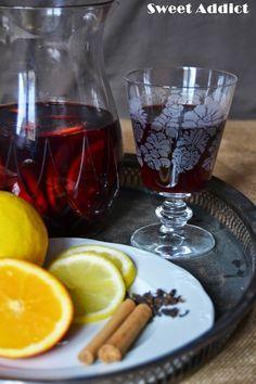 VINO CALIENTE DE NAVIDAD (GLÜHWINE) | Sweet Addict