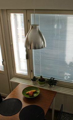 Madam B.C.: Ikea hack: Lampun muodonmuutos.