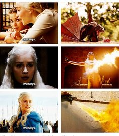 """Dracarys"" Daenerys Targaryen"