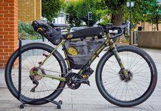 Bikepacking Bags, Bike Packing, Cool Bikes, Rigs, Bicycle, Racing, Motorcycle, Gallery, Instagram