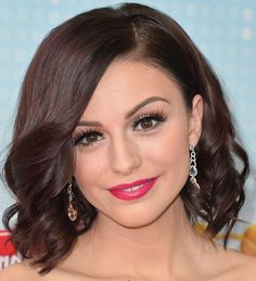 Cher Lloyd's Short, Wavy 'Do