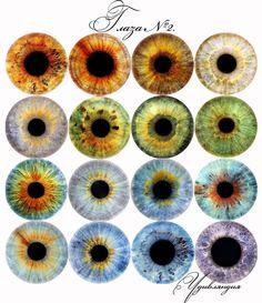 Купить Кабошоны и картинки для кабошонов «Глаза №2» с фотопечатью №58. - кабошоны, кабошон, кабошон с картинко