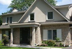 Welcome to StoneRox - - a superior, manufactured stone veneer. Our products are designed for both residential & commercial properties. Stone Veneer Panels, Manufactured Stone Veneer, Stone Gallery, Harvest, Windows, Colour, Outdoor Decor, Design, Home Decor