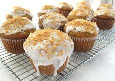 Zucchini-Coconut Muffins - Flourish - King Arthur Flour