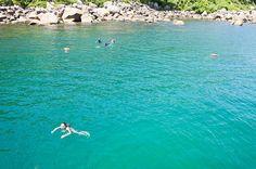 6. Florianópolis, Santa Catarina - Quem vive na região sul do país também pode desfrutar de um dos melhores pontos de mergulho da região. Foto Ricardo Ribas.